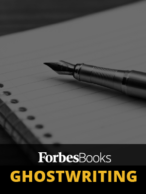 FORBESBOOKS GHOSTWRITING
